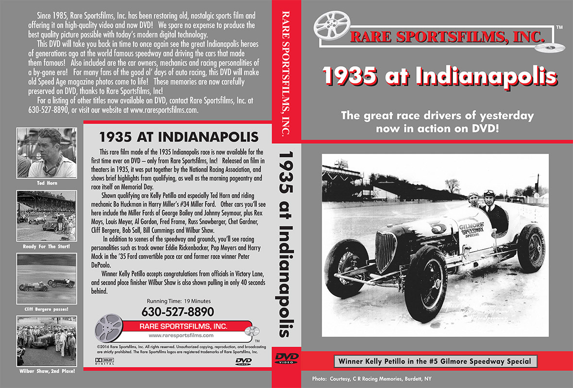 1935 at Indianapolis